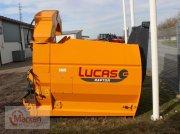 Einstreutechnik des Typs Lucas Raptor, Vorführmaschine in Stapel