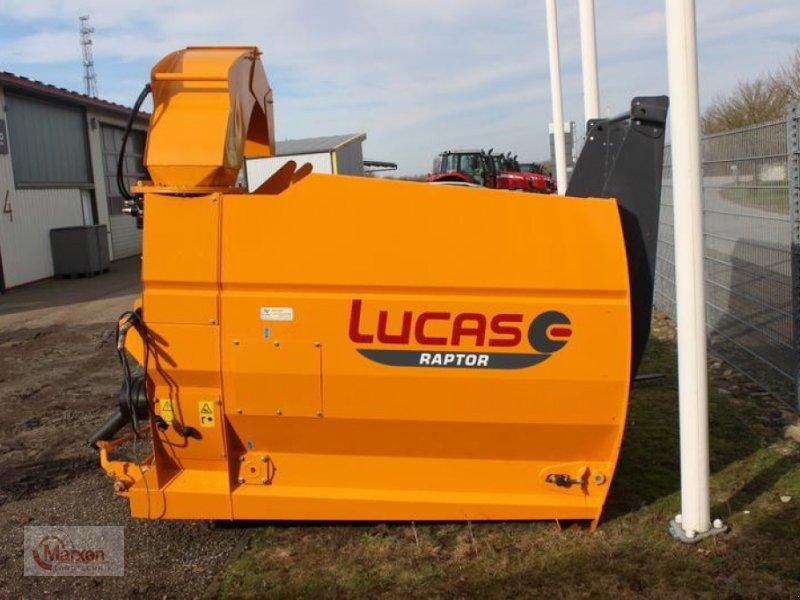 Einstreutechnik des Typs Lucas Raptor, Vorführmaschine in Stapel (Bild 1)