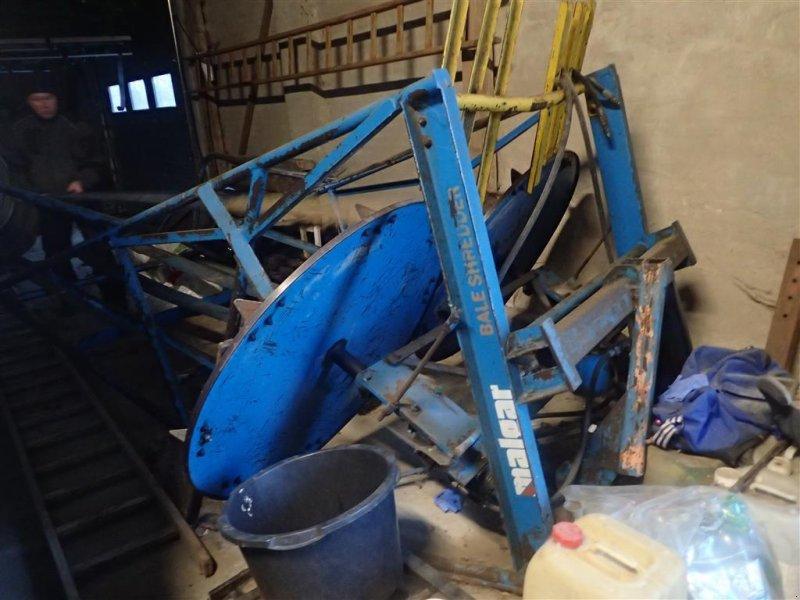Einstreutechnik типа Sonstige Bale Shredder, Gebrauchtmaschine в Egtved (Фотография 1)