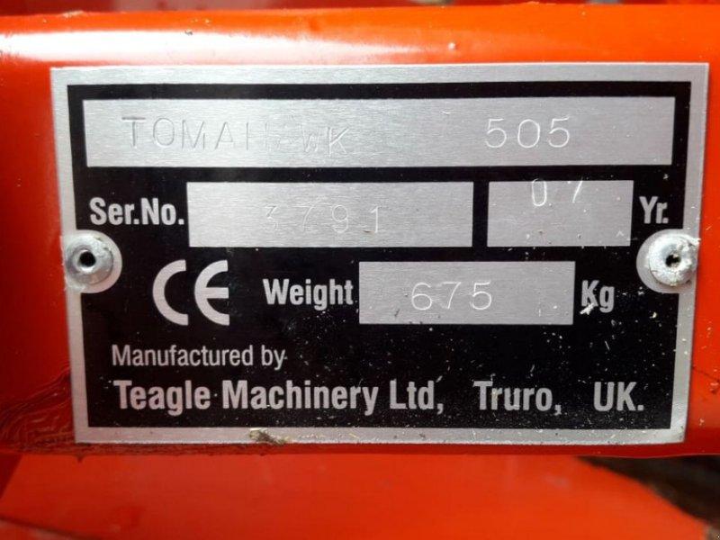 Einstreutechnik типа Teagle Tomahawk 505, Gebrauchtmaschine в Villach/Zauchen (Фотография 9)