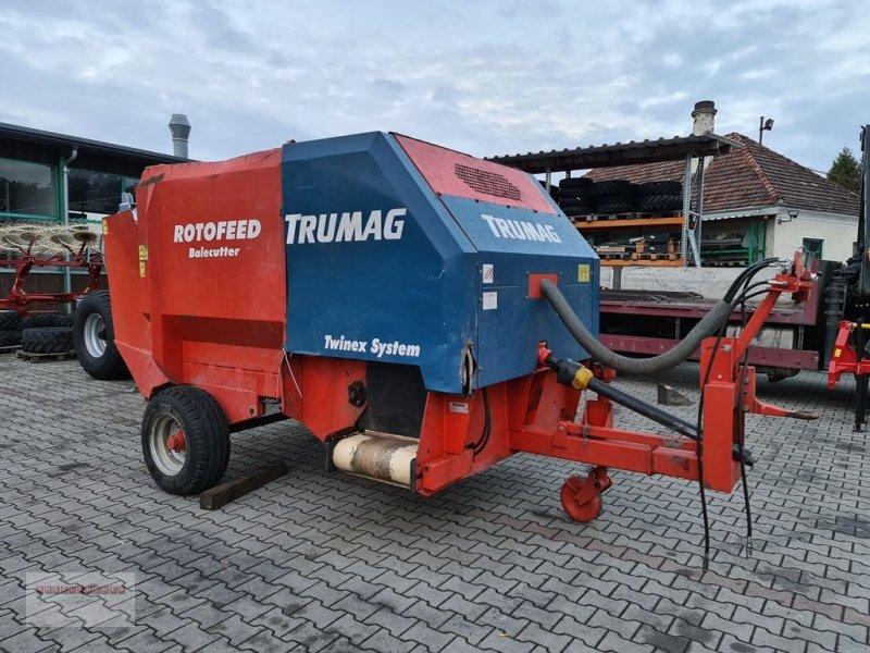 Einstreutechnik типа Trumag Rotofeed Twinex System Ballcutter, Gebrauchtmaschine в Tarsdorf (Фотография 1)