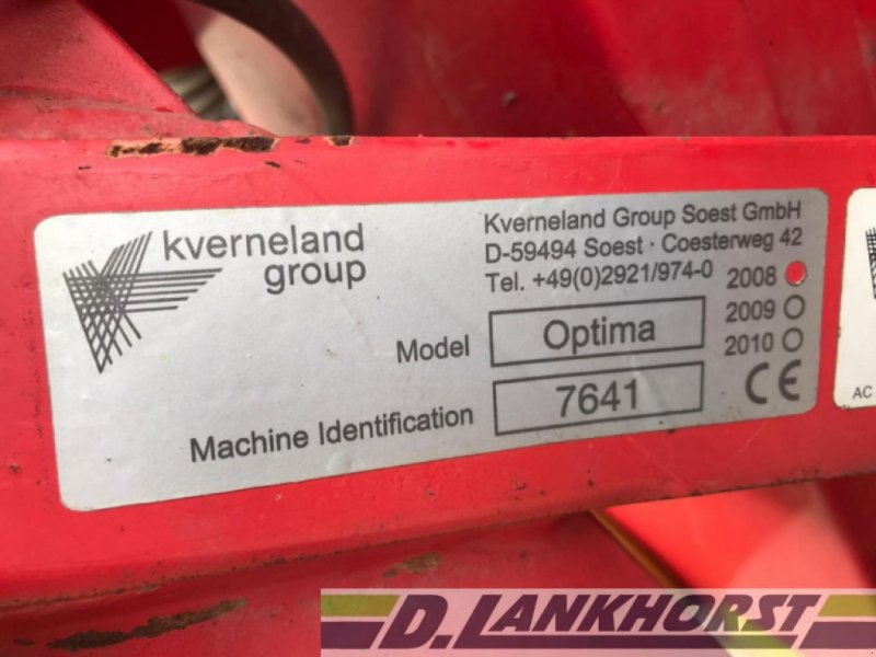 Einzelkornsägerät des Typs Accord Optima NT2 Tele, Gebrauchtmaschine in Emsbüren (Bild 10)