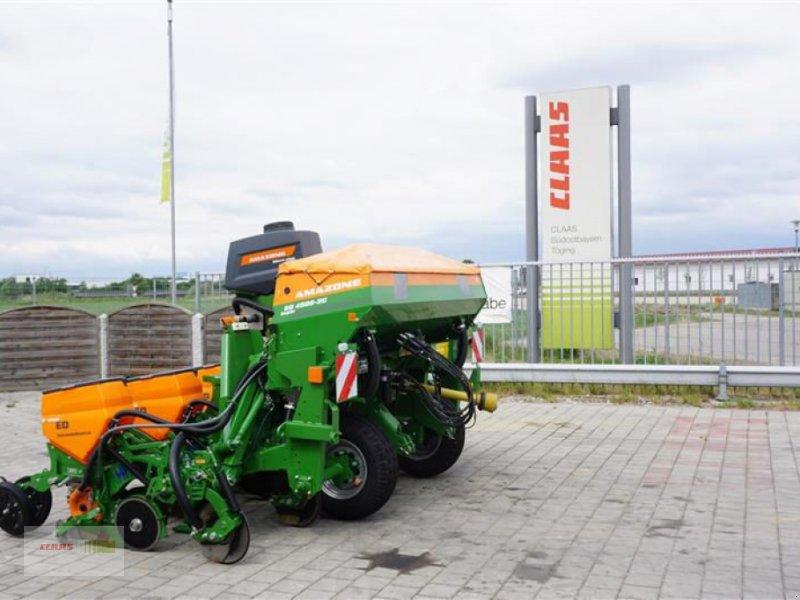 Einzelkornsägerät des Typs Amazone ED-4500-2C SUPER, Vorführmaschine in Töging am Inn (Bild 1)