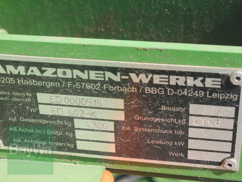 Einzelkornsägerät des Typs Amazone ED 602-K Contour, Gebrauchtmaschine in Straubing (Bild 10)