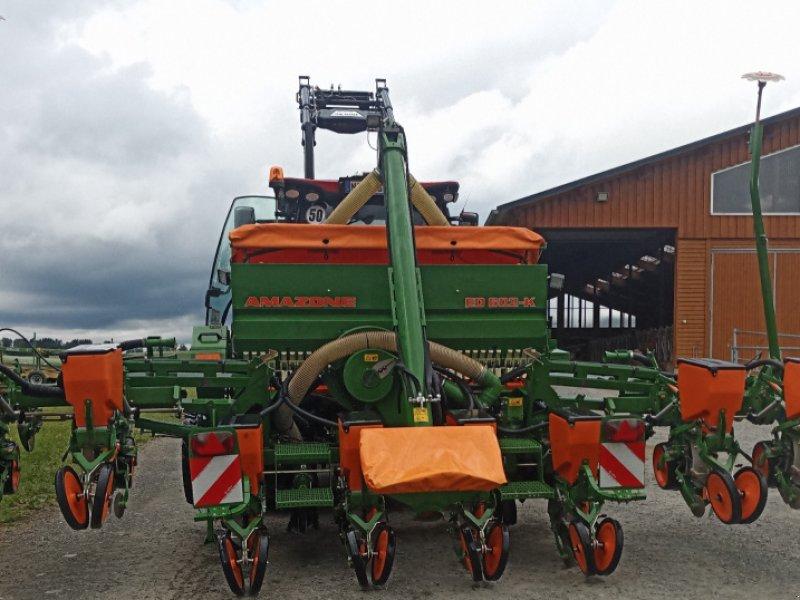 Einzelkornsägerät типа Amazone ED 602-K Contour, Gebrauchtmaschine в Münchberg (Фотография 1)
