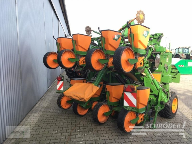 Einzelkornsägerät des Typs Amazone ED 602-K klappbar, Gebrauchtmaschine in Wildeshausen (Bild 2)