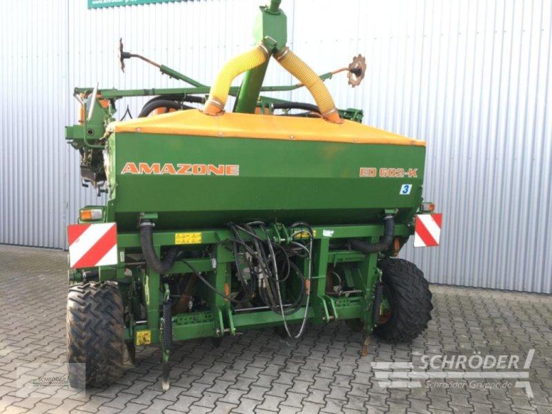 Einzelkornsägerät des Typs Amazone ED 602-K klappbar, Gebrauchtmaschine in Wildeshausen (Bild 5)
