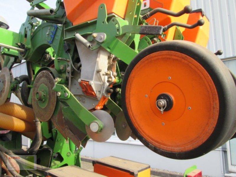 Einzelkornsägerät типа Amazone ED 602 K mit Frontdüngertank Einzelkornsägerät, Gebrauchtmaschine в Bordesholm (Фотография 6)