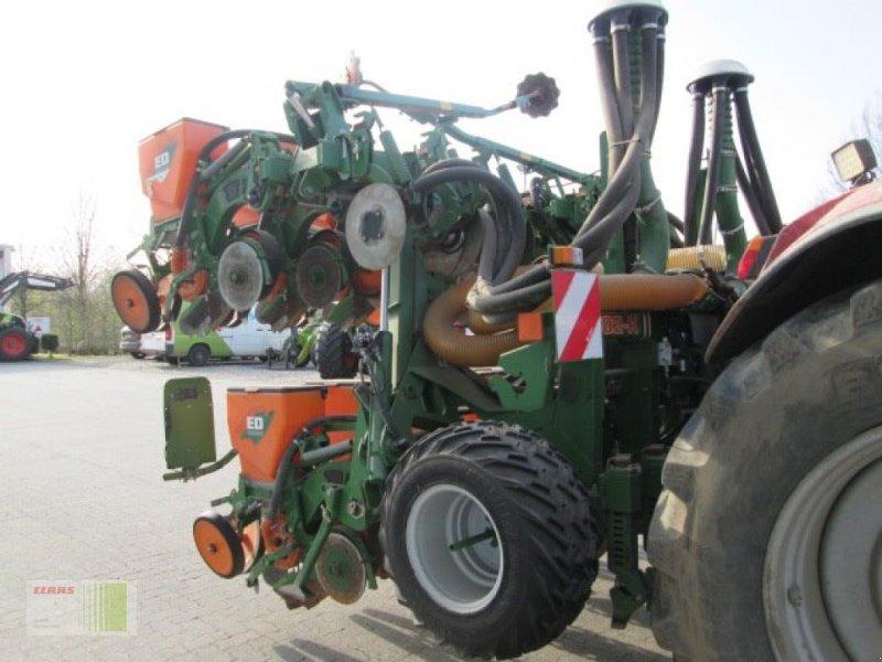 Einzelkornsägerät типа Amazone ED 602 K mit Frontdüngertank Einzelkornsägerät, Gebrauchtmaschine в Bordesholm (Фотография 8)