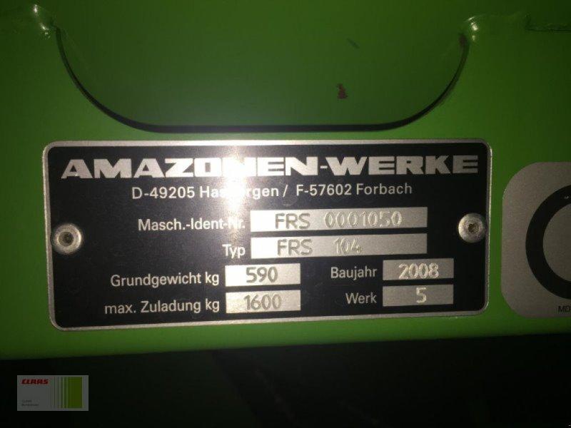Einzelkornsägerät типа Amazone ED 602- K mit Fronttank, Gebrauchtmaschine в Alveslohe (Фотография 3)