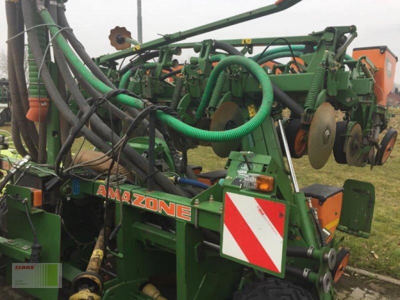 Einzelkornsägerät типа Amazone ED 602- K mit Fronttank, Gebrauchtmaschine в Alveslohe (Фотография 9)