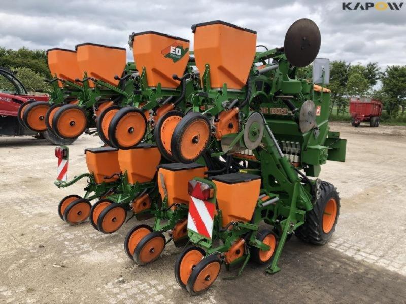 Einzelkornsägerät типа Amazone ED 602-K, Gebrauchtmaschine в Østbirk (Фотография 3)