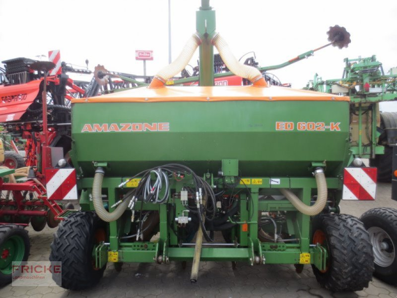 Einzelkornsägerät типа Amazone ED 602 K, Gebrauchtmaschine в Bockel - Gyhum (Фотография 2)
