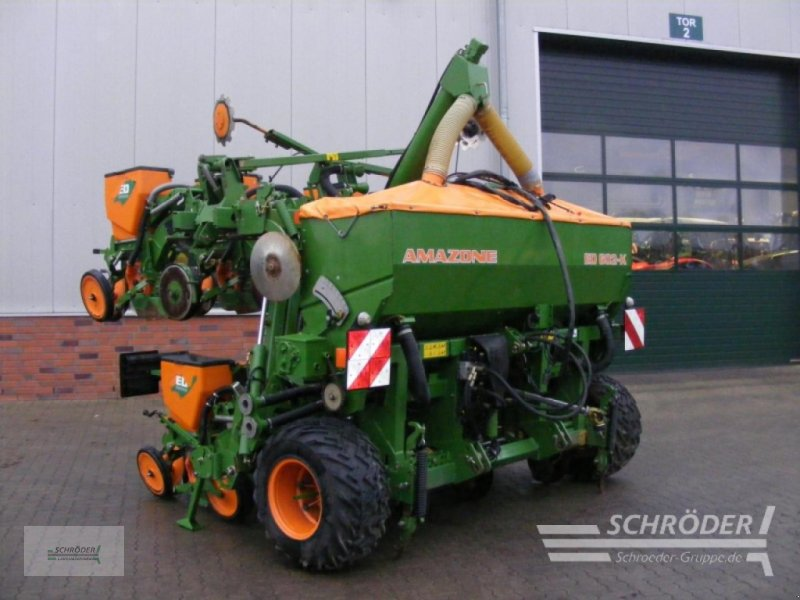 Einzelkornsägerät des Typs Amazone ED 602-K, Gebrauchtmaschine in Völkersen (Bild 1)