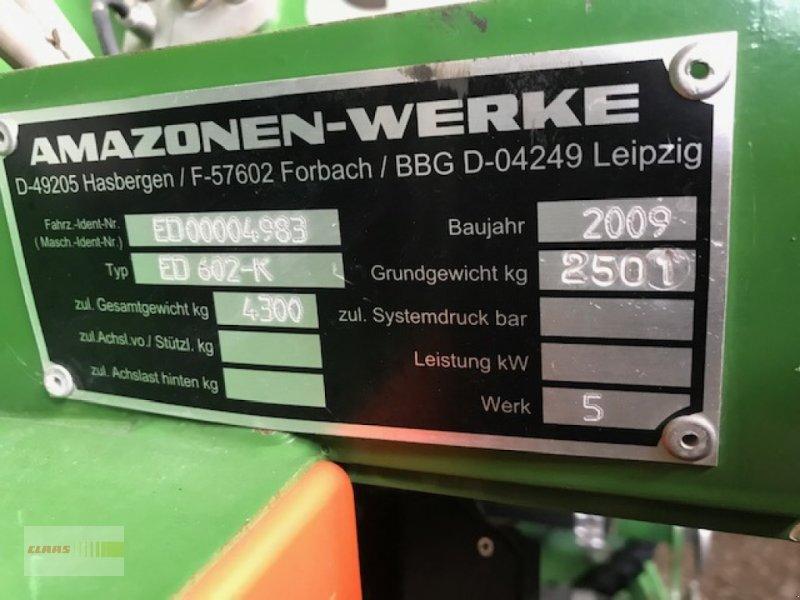 Einzelkornsägerät типа Amazone ED 602-K, Gebrauchtmaschine в Oberessendorf (Фотография 10)