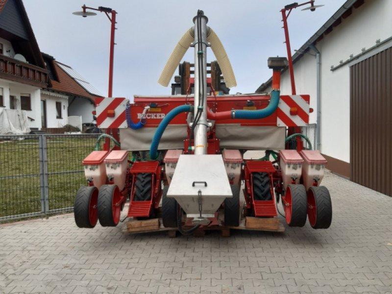 Einzelkornsägerät des Typs Becker Aeromat 6 T, Gebrauchtmaschine in Adelsdorf (Bild 1)