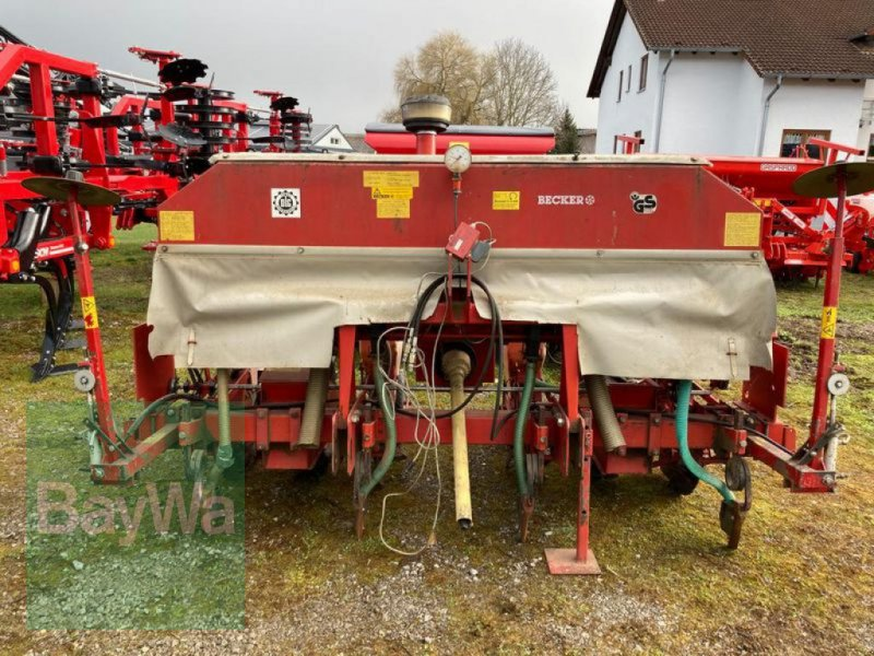 Einzelkornsägerät des Typs Becker AEROMAT MK4Z  4 REIHIG, Gebrauchtmaschine in Erbach (Bild 2)