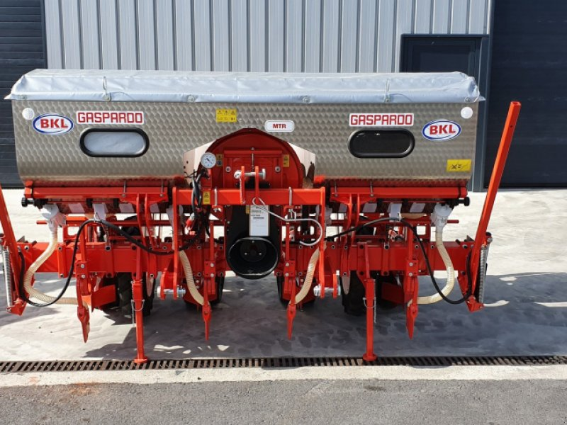 Einzelkornsägerät tipa Gaspardo Maschio MTR 4 Reihen mit Inox Düngerstreuer  13600€, Neumaschine u Rovisce (Slika 3)
