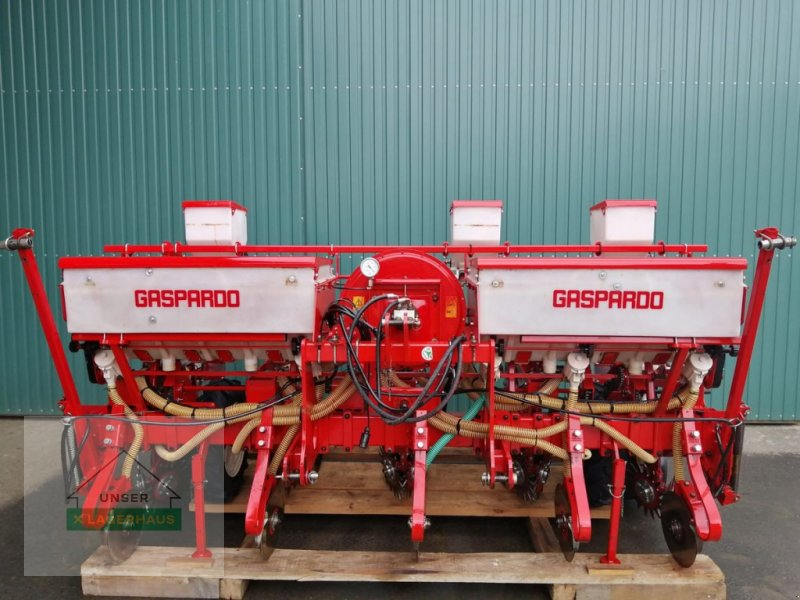 Einzelkornsägerät des Typs Gaspardo MT, Gebrauchtmaschine in Hartberg (Bild 1)