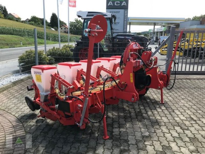 Einzelkornsägerät des Typs Gaspardo SP 510, Gebrauchtmaschine in Markt Hartmannsdorf (Bild 1)