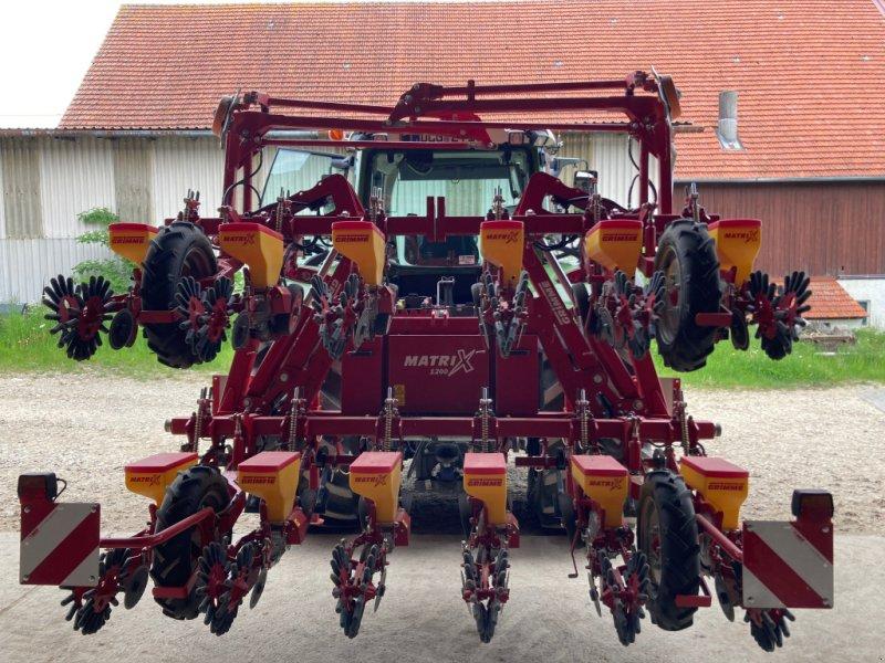 Einzelkornsägerät des Typs Grimme Sonstiges, Gebrauchtmaschine in Lauingen (Bild 1)