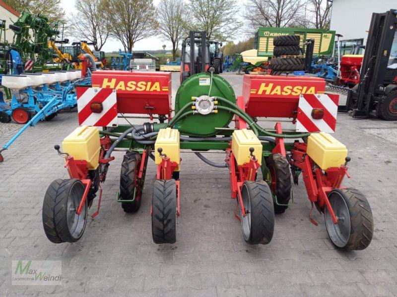 Einzelkornsägerät des Typs Hassia VM- 4, Gebrauchtmaschine in Markt Schwaben (Bild 1)