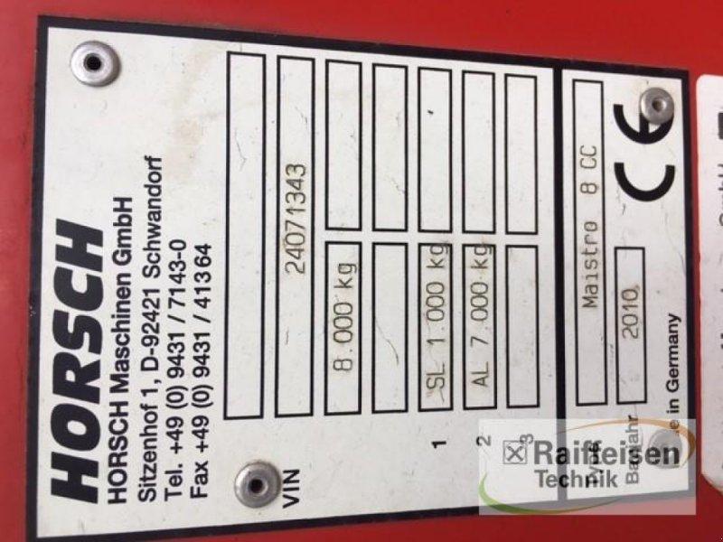 Einzelkornsägerät типа Horsch Maestro 8 CC, Gebrauchtmaschine в Gnutz (Фотография 2)