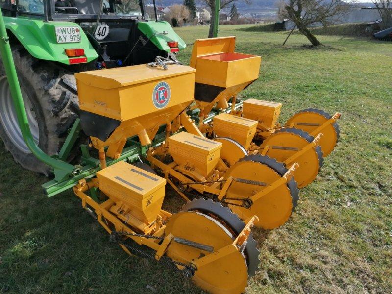 Einzelkornsägerät des Typs Kleine 4- reihiges Maissägerät, Gebrauchtmaschine in Weißenburg (Bild 1)