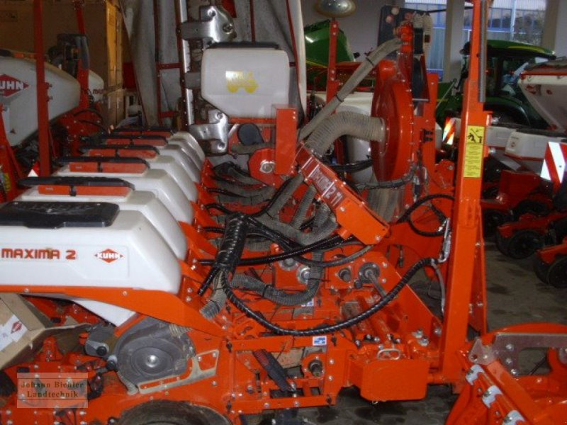 Einzelkornsägerät des Typs Kuhn Maxima 2 TIM, Gebrauchtmaschine in Unterneukirchen (Bild 1)