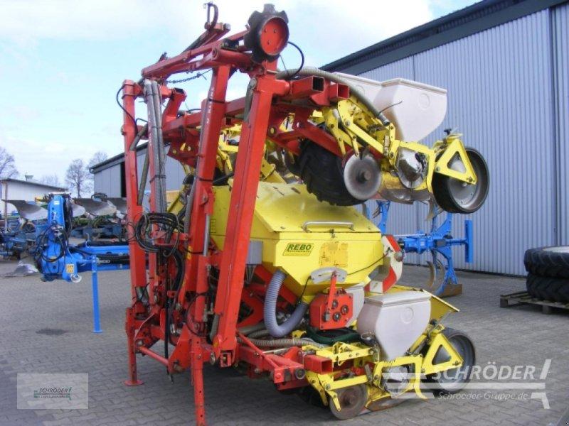 Einzelkornsägerät типа Kverneland Multicorn 8-reihig, Gebrauchtmaschine в Lastrup (Фотография 1)