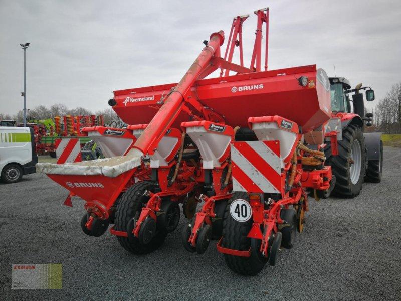 Einzelkornsägerät типа Kverneland OPTIMA TF PROFI E-DRIVE II, 8-reiher, Düngerbefüllschnecke, Waage, Kamera, Gebrauchtmaschine в Westerstede (Фотография 1)