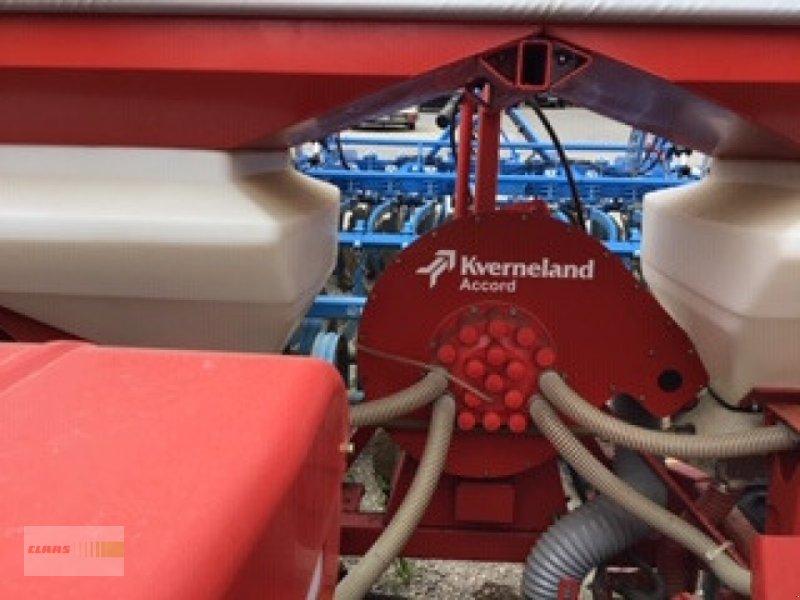 Einzelkornsägerät des Typs Kverneland Optima, Gebrauchtmaschine in Dasing (Bild 9)