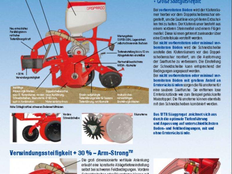 Einzelkornsägerät tipa Maschio MTE-R 6-reihig BB-XL Einzelkornsämaschine, Neumaschine u Rovisce (Slika 9)