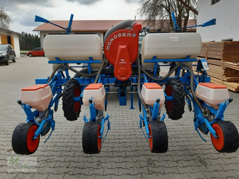 Einzelkornsägerät typu Monosem 4-reihig, Gebrauchtmaschine w Markt Schwaben (Zdjęcie 1)