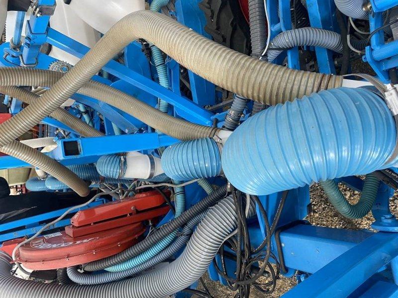 Einzelkornsägerät tip Monosem Düngerschare mit Verteilerkopf auch für Kultan, Gebrauchtmaschine in Schutterzell (Poză 1)
