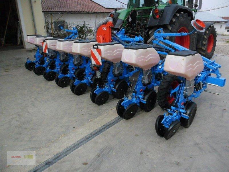 Einzelkornsägerät des Typs Monosem EKS NG 4 plus 8 reihig Monoschox, Gebrauchtmaschine in Mengkofen (Bild 1)