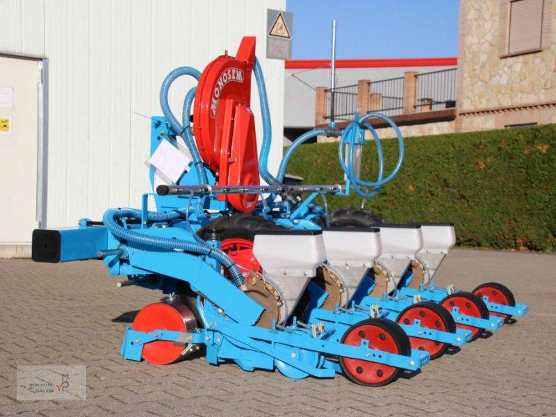 Einzelkornsägerät des Typs Monosem MS, Neumaschine in Mahlberg-Orschweier (Bild 1)