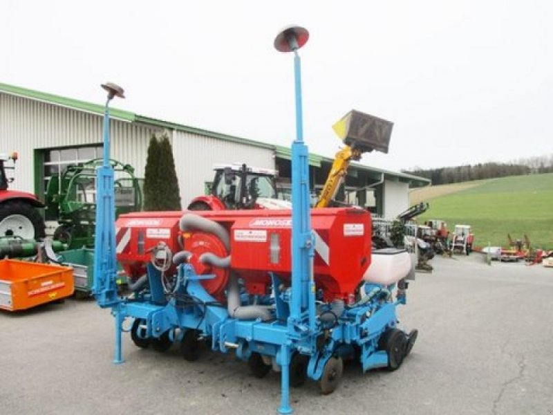 Einzelkornsägerät типа Monosem ng 4 plus 6-reihige einzelkornsämaschine, Gebrauchtmaschine в St. Marienkirchen/Schärding (Фотография 1)