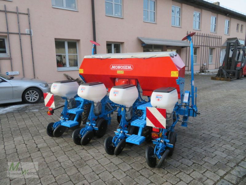 Einzelkornsägerät des Typs Monosem NG Plus 4, Neumaschine in Markt Schwaben (Bild 1)