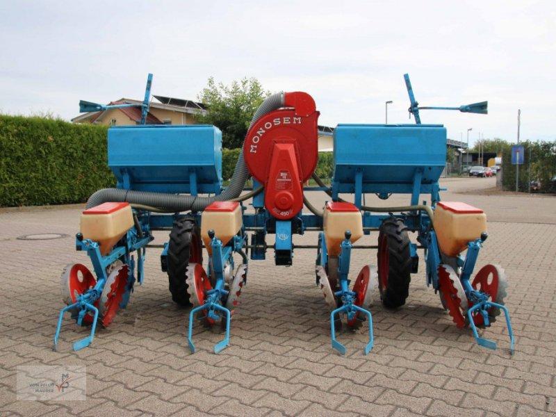Einzelkornsägerät des Typs Monosem PNU 4-reihig, Gebrauchtmaschine in Mahlberg-Orschweier (Bild 1)
