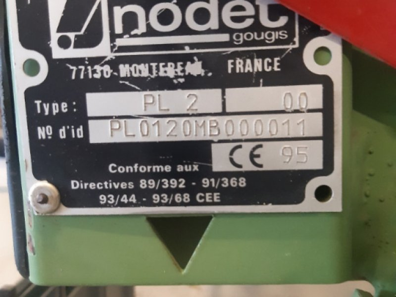 Einzelkornsägerät des Typs Nodet PL 2, Gebrauchtmaschine in Oberding (Bild 10)
