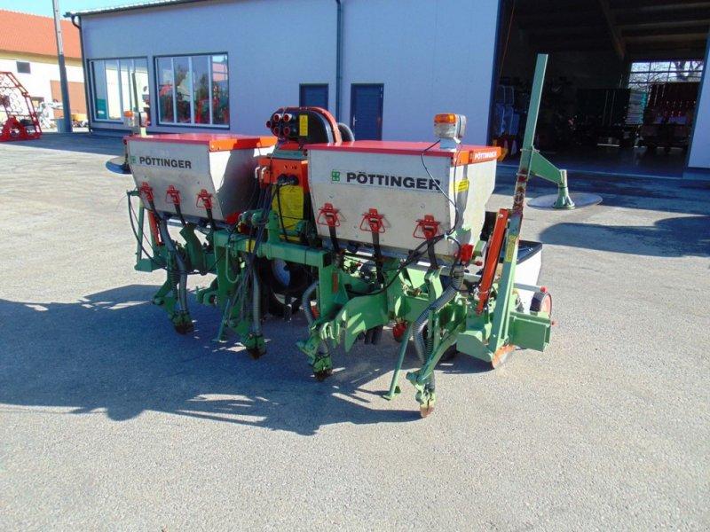 Einzelkornsägerät des Typs Nodet Planter II, 4-Reihig, Gebrauchtmaschine in Neukirchen am Walde  (Bild 1)