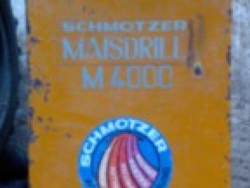 Einzelkornsägerät des Typs Schmotzer M4000, Gebrauchtmaschine in Flachslanden (Bild 1)