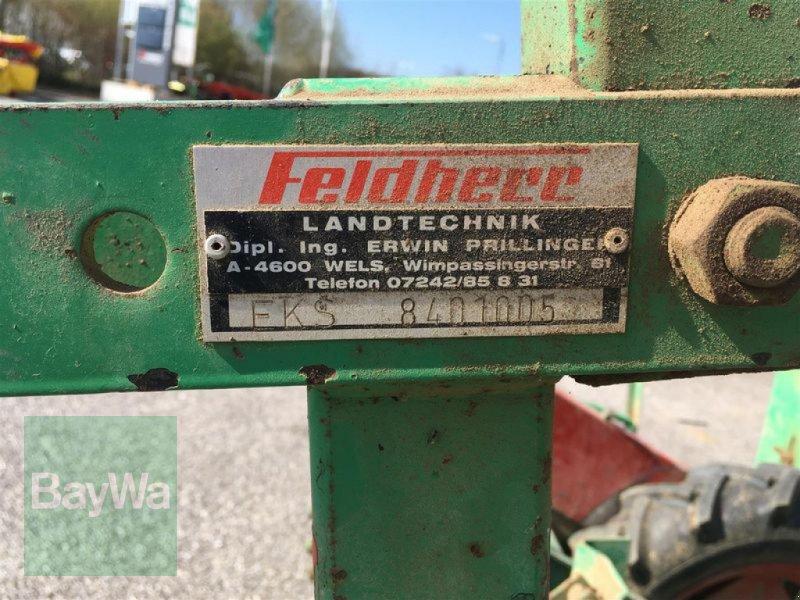 Einzelkornsägerät des Typs Sonstige FELDHERR 4-REIHIG, Gebrauchtmaschine in Bogen (Bild 7)