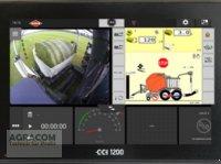 AGRACOM Rückfahrkamera System für ISOBUS Terminal Elektrik