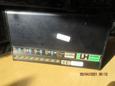 Elektrik типа LH Agro LH 1200, Gebrauchtmaschine в Høng (Фотография 6)