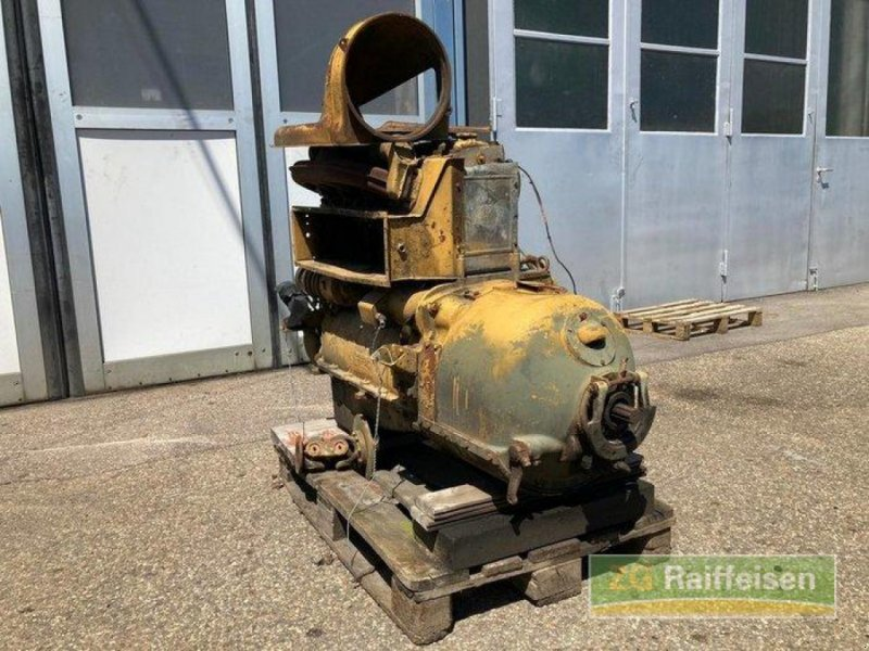 elektronische Zusatzgeräte des Typs Deutz-Fahr F4 L514 Motor mit angebauter Turbok, Gebrauchtmaschine in Bühl (Bild 1)