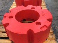 Fendt 2x Hinterradgewicht 1000 kg elektronische Zusatzgeräte