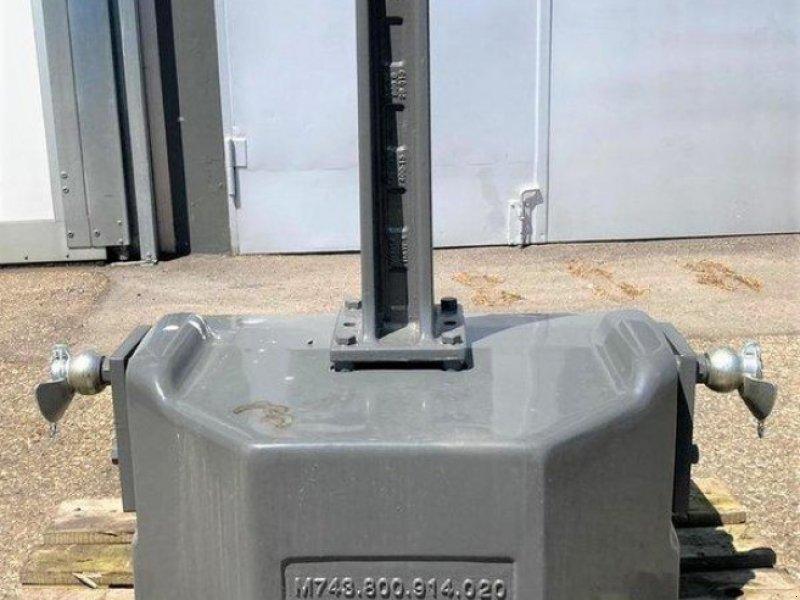 elektronische Zusatzgeräte типа Fendt Frontgewicht 1250 KG, Gebrauchtmaschine в Bühl (Фотография 1)