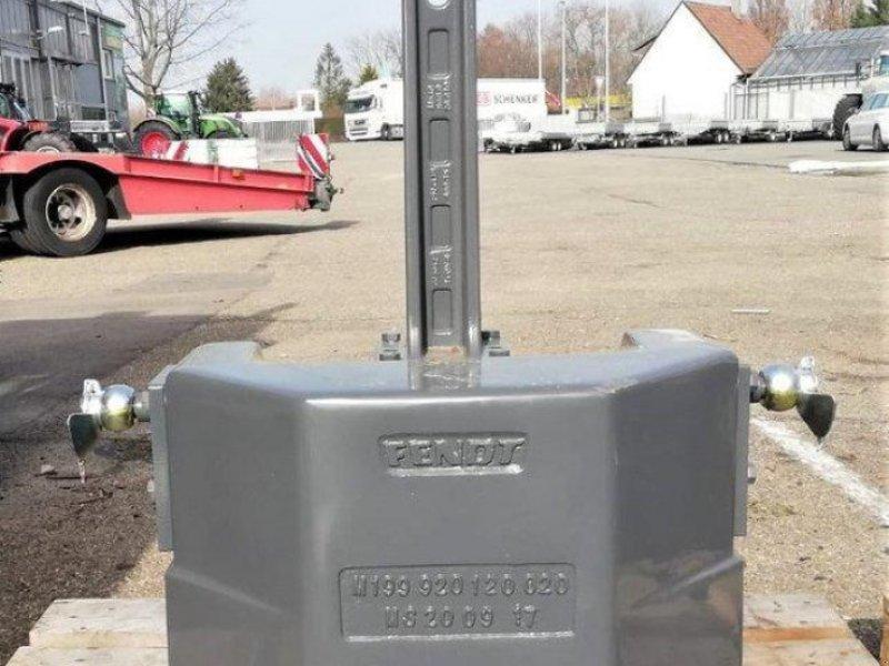 elektronische Zusatzgeräte типа Fendt Frontgewicht 870 KG, Gebrauchtmaschine в Bühl (Фотография 1)